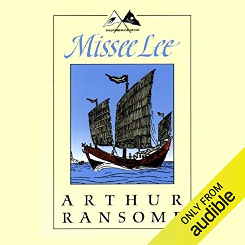 Missee Lee audiobook cover art