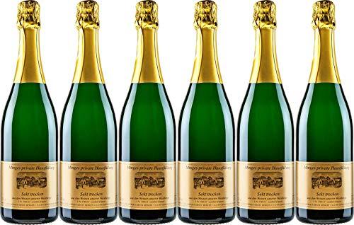 Wein- und Sektgut Ernst Minges Minges Private Hausfüllung Trocken (6 x 0.75 l)