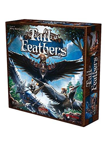 Raven - Tail Feathers-Italiano, TLFT
