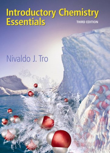 Introductory Chemistry Essentials + Masteringchemistry With Myebook Student Access Kit