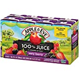 Apple & Eve 100% Juice, Very Berry, 6.75 Fluid-oz, 40 Count