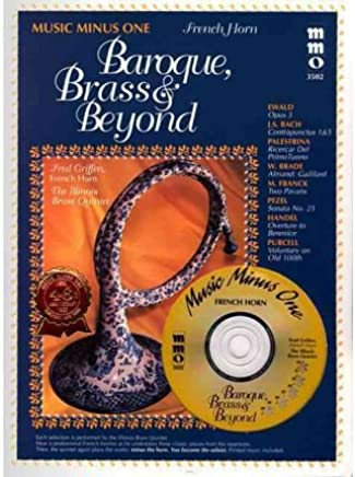 [(Baroque Brass and Beyond: Brass Quintets)] [Author: Hal Leonard Publishing Corporation] published on (November, 2006)