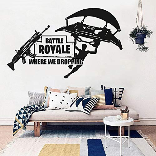 Free Shipping New Holly LifePro Gamer Wall Super sale period limited Decal Poster Mu Stickers Lettering
