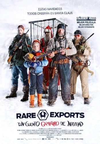 Rare Exports: Un cuento gamberro de Navidad [DVD]