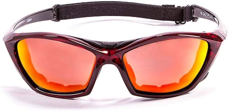 Ocean Sunglasses - lake garda - lunettes de soleil polarisées Rose Laqué
