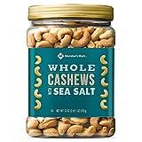 Member's Mark Roasted Whole Cashews with Sea Salt ( 33 oz.) - SCL