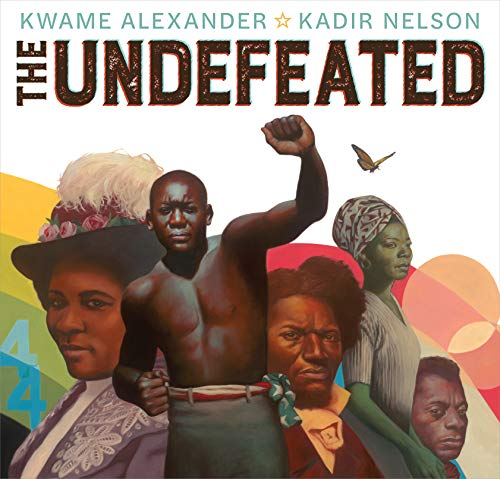 Image of The Undefeated (Caldecott Medal Book)
