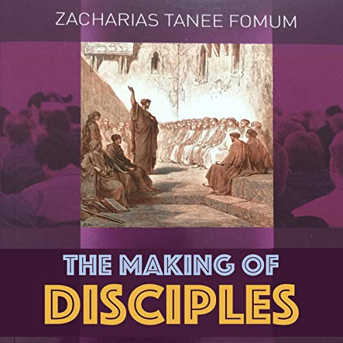 The Making of Disciples audiobook cover art
