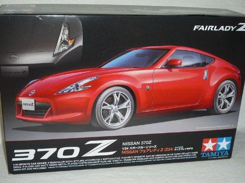 Tamiyia Nissan 370z 370 Z Coupe 24315 Bausatz Kit 1/24 Modellauto Modell Auto