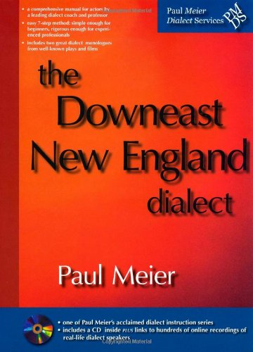 The Downeast New England Dialect (CD included)