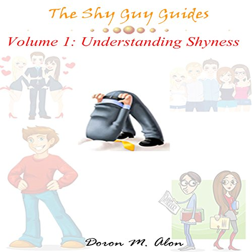 Understanding Shyness audiobook cover art