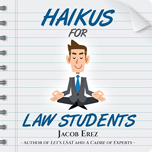Haikus for Law Students audiobook cover art