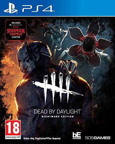 Dead by Daylight Nightmare Edition (Includes Stranger Things Chapter) (PS4)