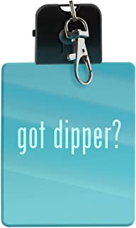 got dipper? - LED Key Chain with Easy Clasp