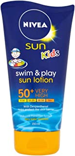 Nivea Sun Kids Swim & Play Sun Lotion SPF 50 150ml