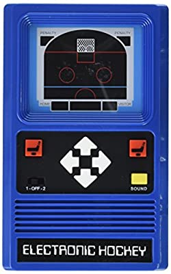 Classic Hockey Electronic Game by The Bridge Direct