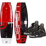 O'Brien System Wakeboard with Clutch 2-5 Bindings, 119cm