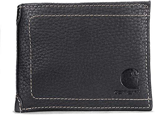 Carhartt Pebble Passcase Wallet, 61-2201.BLK, schwarz, 61-2201