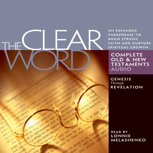 The Clear Word audiobook cover art