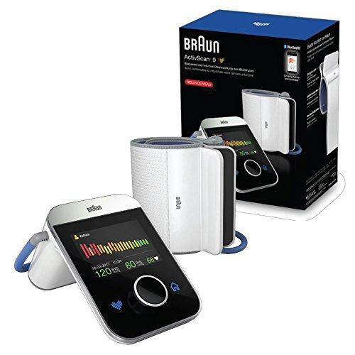 Braun BUA7200 ActivScan 9 Oberarm-Blutdruckmessgerät