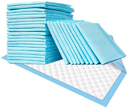 Disposable Underpads 50 PCS Incontinence Bed Pads 24