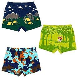 YouGotPlanB Camouflage - Boy Boxer Shorts