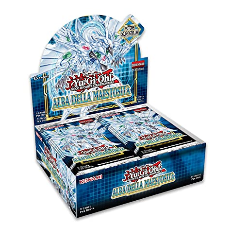 YU-GI-OH!- Trading Card Game Dawn of Majesty-Box di Buste, 194548