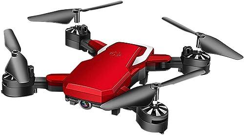 BarbareTXD-G5 480P Photographie Aérienne Pliant Hauteur Fixe Contrôle à Distance Quatre Axes Drone (rouge)