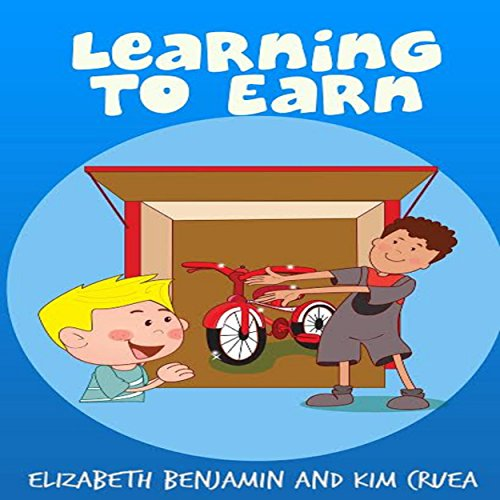 Learning to Earn audiobook cover art