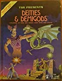 Advanced Dungeons and Dragons: Deities & Demigods - Special reference work Cyclopedia - Lawrence Schick