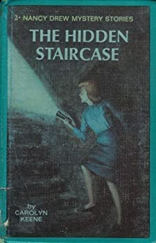 Paperback Nancy Drew 02: The Hidden Staircase Book