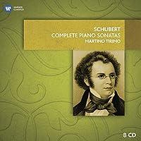 Schubert: Complete Piano Sonatas by Martino Tirimo (2014-05-03)
