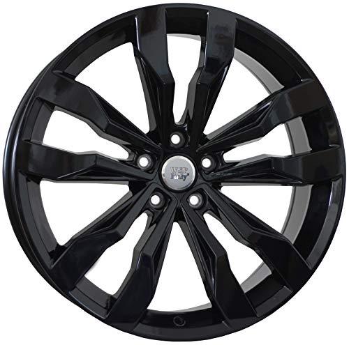 WSP ITALY Alufelgen für Audi,Skoda,Volkswagen, 20 Zoll 8.5X20 5X112 Et 38 57.1 W470 Cobra