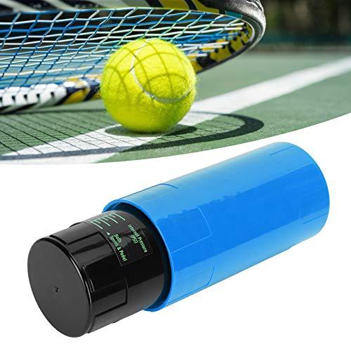 """Tennisbalcontainer"""" Tennisbalbesparing, praktisch lichtgewicht en draagbaar voor sportbal, voor tennisbal,(Navy blue)"""