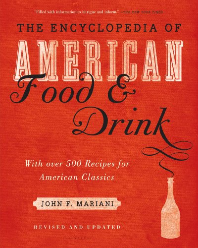 Encyclopedia of American Food and Drink (English Edition)