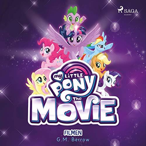My Little Pony. Filmen cover art