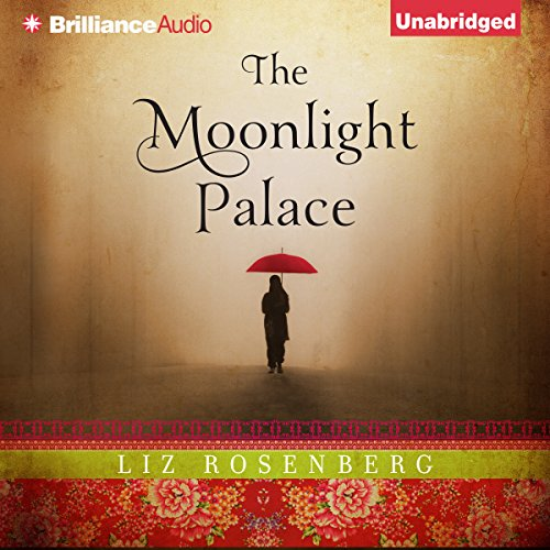 The Moonlight Palace audiobook cover art