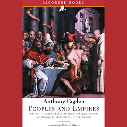 People and Empires audiobook cover art