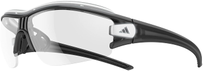Adidas Brille evil eye halfrim pro ad07 - 6700 coal reflective VARIO
