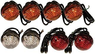Land Rover series 2 A y Series 3 Lamp Kit Parte Nueva # da10