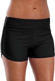 b400535b74974e Anwell Damen Badeshorts Wassersport Schwimmhose uv Schutz Bikinihose  Schwimmshorts