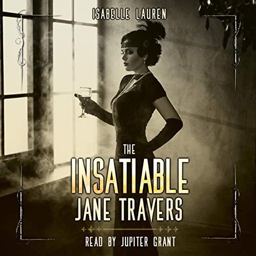 The Insatiable Jane Travers cover art