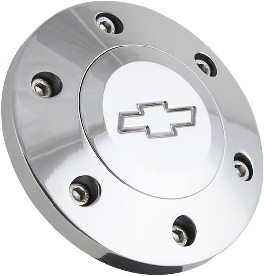 ForeverSharp Polished Chevy 6-Hole Horn Aftermarket Cheap bargain for New product type S Button