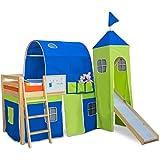 Best Loft Beds - Alex Daisy Castle Loft Bed for Kids Review