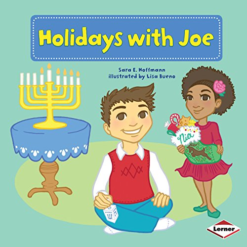Holidays with Joe copertina