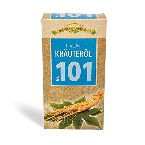 Huile végétale 101 - 100 ml