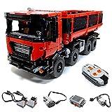 Elroy369Lion RC Technic 1415 piezas MOC Coche de juguete teledirigido compatible con Lego