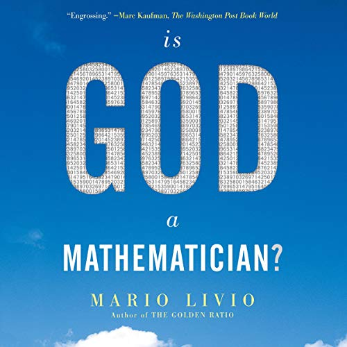 Is God a Mathematician? cover art