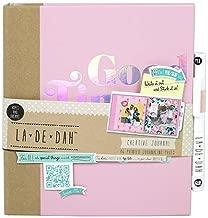 La De Dah Craft Creative Diary Journal Scrapbook Memory Photo Book & Gel Pen