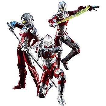 超動 HERO'S ULTRAMAN 【全4種セット(フルコンプ)】※BOX販売ではありません
